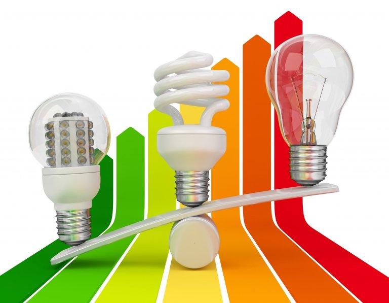 Energieeffiziente Beleuchtung   Energieeffiziente Beleuchtung Gefordert Durch Den Bund Stadt