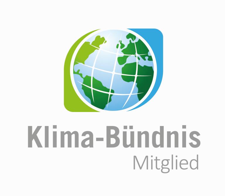 Klimabündnis-Mitgliedslogo