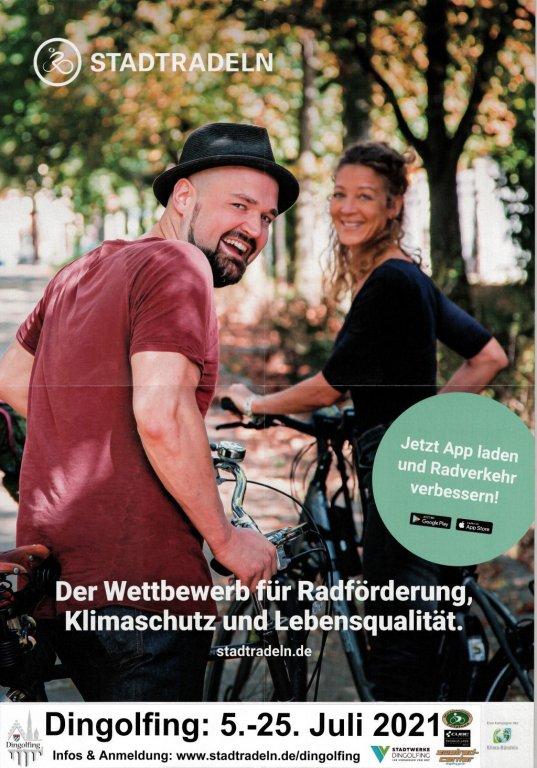 Stadtradeln-Plakat-2021