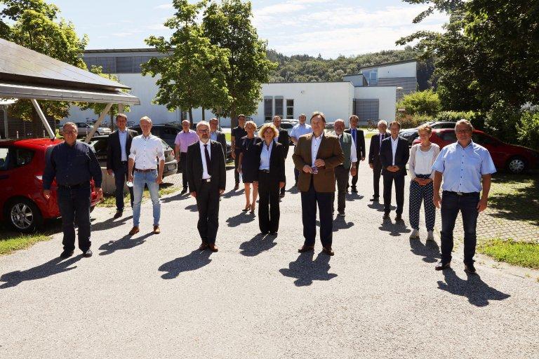 Energieeffizienznetzwerk Niederbayern